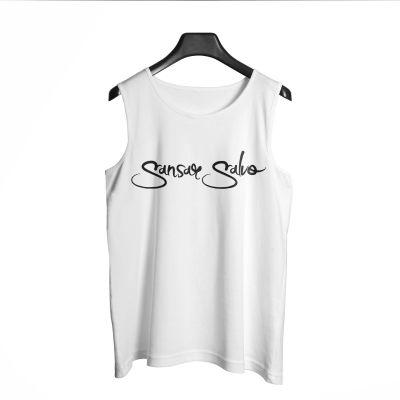 HH - Sansar Salvo 2 Beyaz Atlet (Seçili Ürün)
