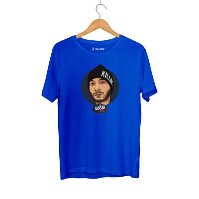 HH - Sansar Salvo Killin Mavi T-shirt (Seçili Ürün)