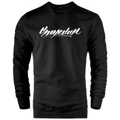 HH - Sayedar Tipografi Sweatshirt
