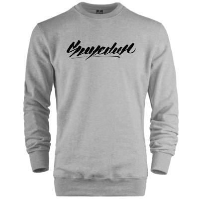 Sayedar - HH - Sayedar Tipografi Sweatshirt
