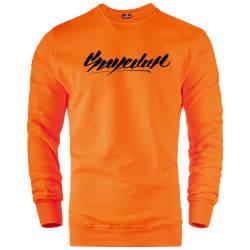 HH - Sayedar Tipografi Sweatshirt - Thumbnail