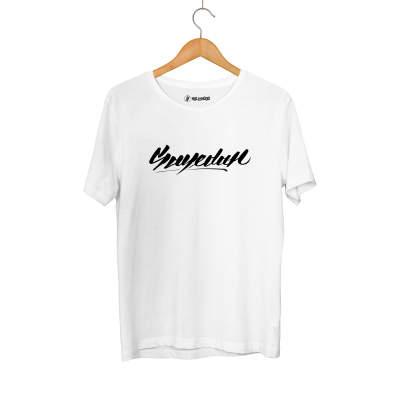 Sayedar - HH - Sayedar Tipografi T-shirt
