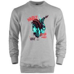 HH - Şehinşah Heart Beat (Nabız) Sweatshirt - Thumbnail