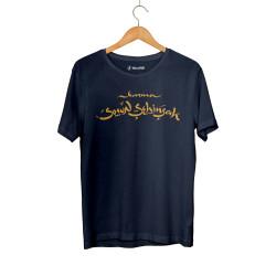 Şehinşah - HH - Şehinşah Karma Lacivert T-shirt