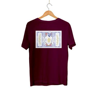 Şehinşah - HH - Şehinşah Karma Bordo T-shirt (Fırsat Ürünü)