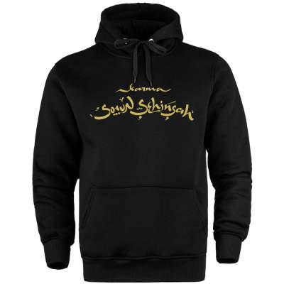 HH - Şehinşah Karma Cepli Hoodie (Fırsat Ürünü)