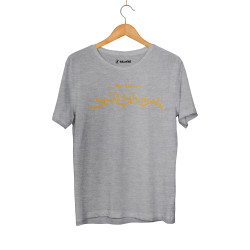 HH - Şehinşah Karma Gri T-shirt (Fırsat Ürünü) - Thumbnail