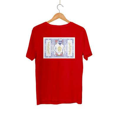 HH - Şehinşah Karma Kırmızı T-shirt