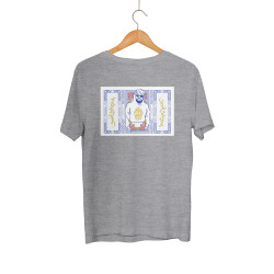 HH - Şehinşah Karma Gri T-shirt - Thumbnail