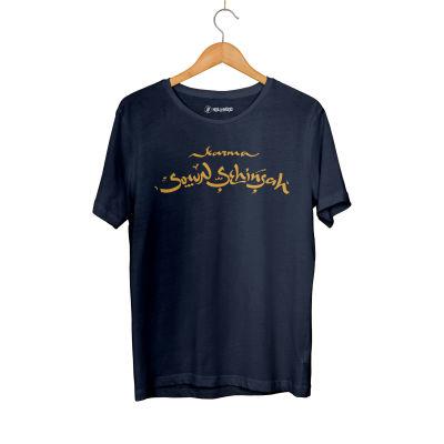 HH - Şehinşah Karma Lacivert T-shirt
