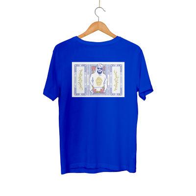HH - Şehinşah Karma Mavi T-shirt