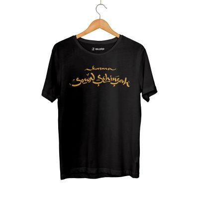 HH - Şehinşah Karma Siyah T-shirt