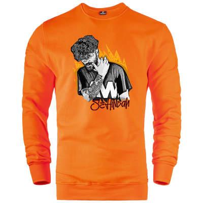 HH - Şehinşah Portre Sweatshirt (Fırsat Ürünü)