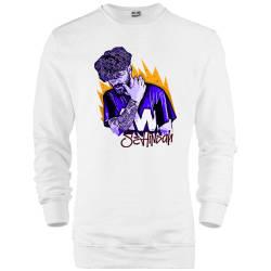 HH - Şehinşah Portre Sweatshirt (Fırsat Ürünü) - Thumbnail