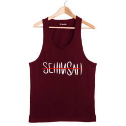 HH - Şehinşah Tipografi Atlet - Thumbnail