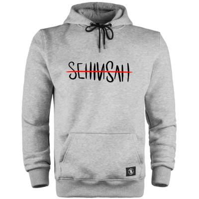 Şehinşah - HH - Şehinşah Tipografi Cepli Hoodie (Fırsat Ürünü)