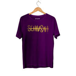 Şehinşah - HH - Şehinşah Tipografi Gold T-shirt