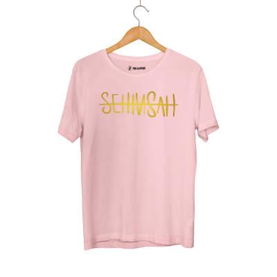 HH - Şehinşah Tipografi Gold T-shirt