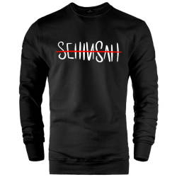 Şehinşah - HH - Şehinşah Tipografi Sweatshirt