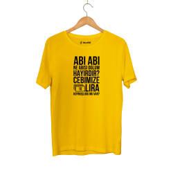 HH - Sergen Deveci Abi Abi T-shirt - Thumbnail