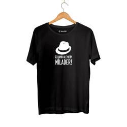 HH - Sergen Deveci Milader T-shirt - Thumbnail