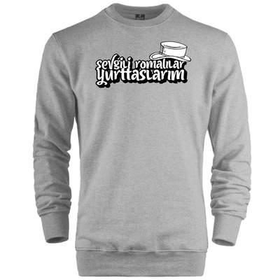 Sergen Deveci - HH - Sergen Deveci Sevgili Yurttaşlarım Sweatshirt