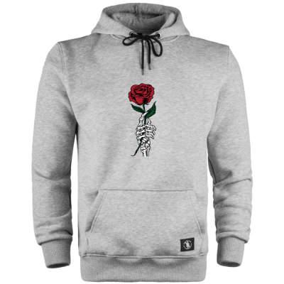 HH - Skeleton Rose Cepli Hoodie