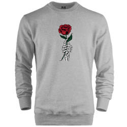 HollyHood - HH - Skeleton Rose Sweatshirt