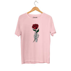 HollyHood - HH - Skeleton Rose T-shirt