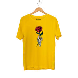 HH - Skeleton Rose T-shirt - Thumbnail