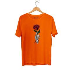 HH - Skeleton Rose T-shirt - Thumbnail