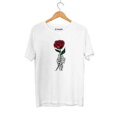 HH - Skeleton Rose T-shirt