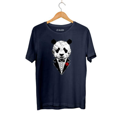 HH - The Street Design Smokin Panda T-shirt