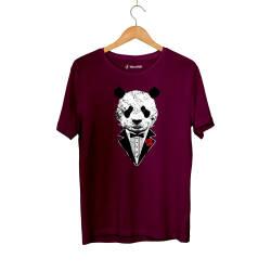 HH - The Street Design Smokin Panda T-shirt - Thumbnail