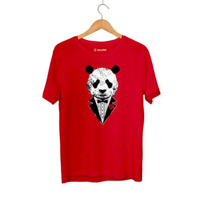 The Street Design - HH - Smokin Panda T-shirt