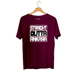 Outlet - HH - Straight Outta Ankara T-shirt (Seçili Ürün)