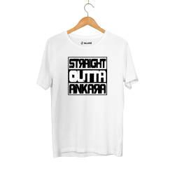 HH - Straight Outta Ankara T-shirt - Thumbnail