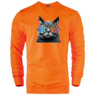 HH - The Street Design Cat Sweatshirt