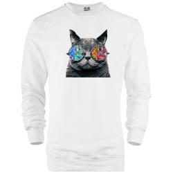 HH - Cat Sweatshirt - Thumbnail