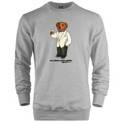 HH - The Street Design Cheers Bear Sweatshirt - Thumbnail