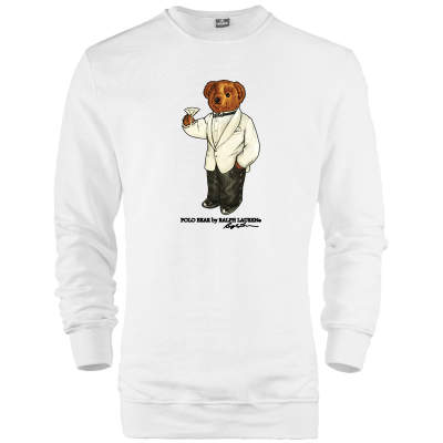 HH - The Street Design Cheers Bear Sweatshirt