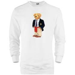 HH - The Street Design Cool Bear Sweatshirt - Thumbnail
