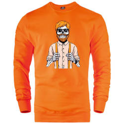 HH - The Street Design Hell Yeah Sweatshirt - Thumbnail