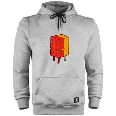 HH - The Street Design Lego Cepli Hoodie
