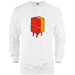 HH - The Street Design Lego Sweatshirt - Thumbnail