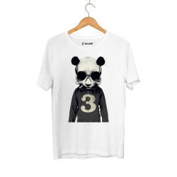 HH - The Street Design Panda T-shirt - Thumbnail