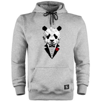 HH - The Street Design Smokin Panda Cepli Hoodie