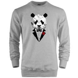 HH - The Street Design Smokin Panda Sweatshirt - Thumbnail