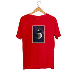 HH - Street Design Space Panda T-shirt - Thumbnail