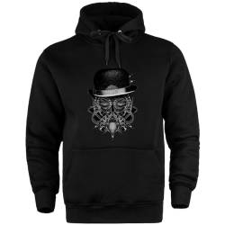 HH - The Street Design Steam Punch Cepli Hoodie - Thumbnail